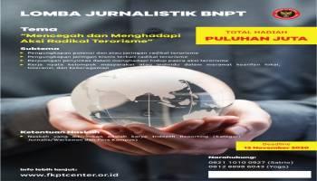 BNPT Menantang Wartawan Babel, Jika Menang Hadiahnya Puluhan Juta