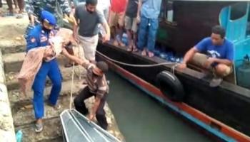 Bocah Enam Tahun Tewas Tenggelam di Pelabuhan Ikan Limbung
