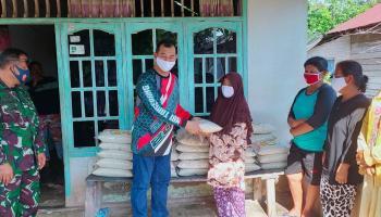 CV Dunia Vanamei dan Samudera Terus Jaya Untuk Kali Kedua Bantu Masyarakat Sekitar