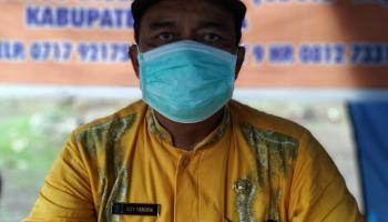 Boy Yandra : 16 Pasien Kasus Positif Covid-19 di Kabupaten Bangka Awalnya Berstatus OTG
