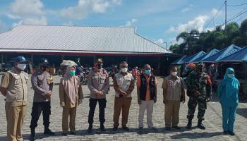 Boy Yandra : Alhamdulillah, Seluruh Kecamatan di Bangka Sudah Keluar dari Zona Merah
