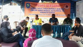 Boy Yandra Berharap PT. Timah Tbk Berkoordinasi Terkait Pelaksanaan Test Swab dan Rapid Test Mandiri