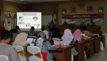 Dana BPNT Bangka Ditukarkan di e-Warong
