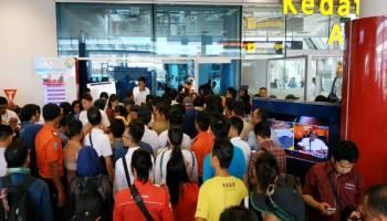 Breaking News - 26 Pegawai Bawaslu Babel Selamat dari Musibah Lion Air, Ternyata Ini Penyebabnya