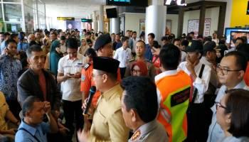 Breaking News – Gubernur Erzaldi: Pesawat Lion Air Ditemukan di Perairan Karawang