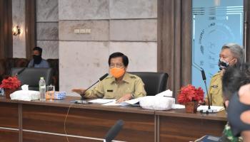 BST Cair Tunggu Persetujuan DPRD Babel, Wagub Berharap Segera Tersalurkan