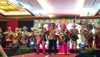 Bujang Dayang Babel Runner Up Duta Wisata Indonesia 2018