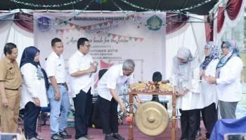 Buka Agripreneur Fest 2018, Rektor UBB Minta Mahasiswa Bangkitkan Jiwa Pengusaha