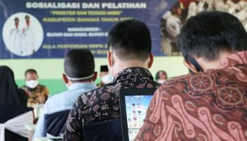 Buka Kegiatan Asesmen Nasional 2021, Ini Pesan Mulkan Untuk Kepala Sekolah