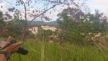 Bukannya Ditimbun, Tanah Galian Camuy Malah Dibuang ke Lahan Reklamasi PT Timah