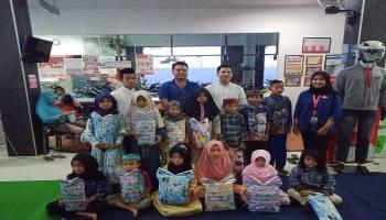 Bulan Ramadhan, Honda TDM Kelapa Gelar Berbagai Kegiatan