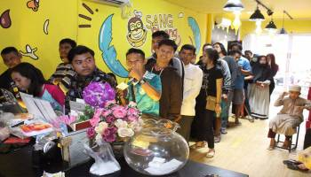 Bulan Ramadhan, Sang Pisang Menjadi Cemilan Primadona Masyarakat