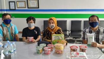 Bulog Bangka Siap Jalin Kerja Sama dengan PT. BAA