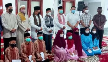 Bupati Bangka Gelar Safari Ramadan Buka Puasa Bersama di Rumah Dinas