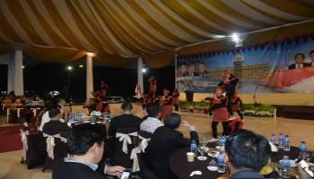 Bupati Bangka Hadiri Pelantikan Pengurus Daerah APTIN Kepulauan Bangka Belitung