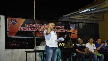 Bupati Bangka Harap Kejuaraan Citra Cup I Menghasilkan Atlet Berprestasi
