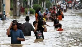 Bupati Bangka Minta Masyarakat Waspada Banjir