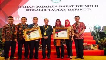 Bupati Bangka Raih Penghargaan Penyelenggara Pelayanan Publik Terbaik dari MenPAN
