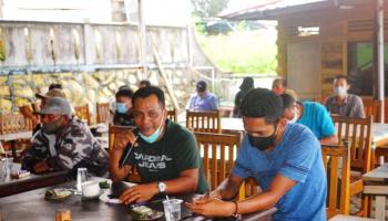 Bupati Beltim Dengar Aspirasi Nelayan Melalui Program Yuk Ngopi