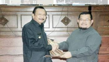 Bupati dan Ketua DPRD Bangka Barat Tutup Usia, Ini Kenangan Gubernur Erzaldi