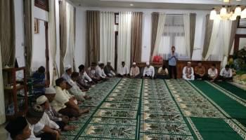Bupati Minta Masyarakat Bangka Jaga Ukhuwah Islamiah