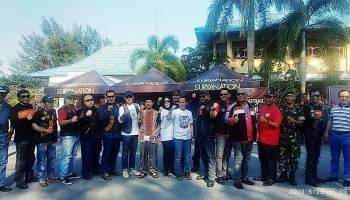 Bupati Mulkan Harap Peserta Bangka Bike Fiest Ceritakan Keindahan Wisata di Bangka