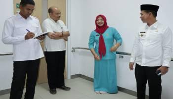 Bupati Mulkan Sesalkan Kinerja Tiga Dokter Kandungan RSUD Depati Bahrin