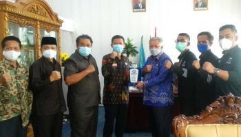 Bupati Sukirman Dukung Ombudsman Babel Benahi Pelayanan Publik di Bangka Barat
