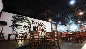 Cafe Gochi Tempat Nongkrong Bernuansa Vintage