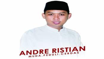 Caleg PDI Perjuangan, Andre Siap Perjuangkan Aspirasi Warga Lubuk di DPRD Bateng