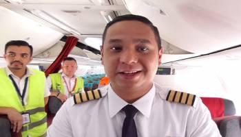 Captain Farhan Tak Keberatan Pilot Dilakukan Cek Urine