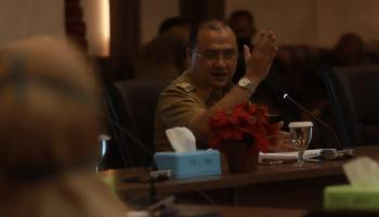 Cari Solusi Polemik KIP Matras, Gubernur Babel Kirim Surat ke Kementerian ESDM