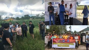 Catatan Sepekan: Pemerintah Jerman Kelola Lahan Eks Tambang Timah, Polsek Sungai Selan Bersih-bersih Lingkungan, Pembunuhan Sadis di Desa Balunijuk