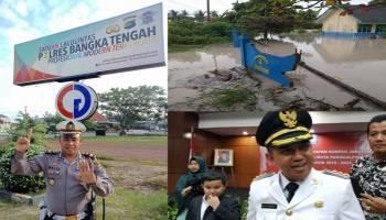 Catatan Sepekan: Wali Kota Sebut Bisa Mati Ngurus Banjir Sendiri, SDN 6 Denian Dilanda Banjir, Jumlah Lakalantas di Bateng Meningkat di Awal Tahun