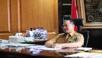 Cegah Penyebaran Covid-19, Gubernur Babel Minta Tunda OPD Keluar Daerah
