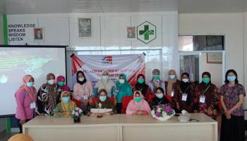Cegah TBC, Dinkes Bangka Gelar Pelatihan Pencegahan