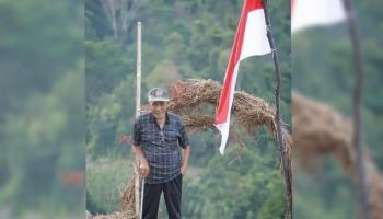 Cerita Kakek Ibrahim, Usia 71 Tahun Masih Sanggup 3 Kali Naik Bukit Pinteirl