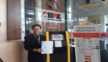 Cerita Kasus Plasa Tamansari Sungailiat Masuk Babak Baru, Kuasa Pedagang Lapor ke KPK