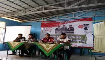 Ciptakan Daftar Pemilih Yang Akurat dan Akuntable, Bawaslu Bateng Ajak Desa dan Kelurahan Saling Koordinasi