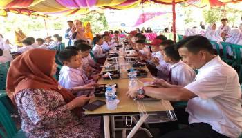 Ciptakan Generasi Unggul, Bupati Kampanyekan Konsumsi Sehat dalam Festival Pangan Lokal Tingkat SMA/SMK se-Bateng