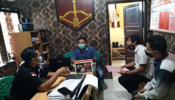 Ciptakan Kinerja Proesional, Satreskrim Polres Bateng Gelar Supervisi dan Asistenis ke Jajaran Polsek