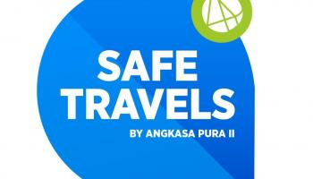 Ciptakan Rasa Aman di Bandara, AP II BDA Pangkalpinang 'Jual' Safe Travel Campaign