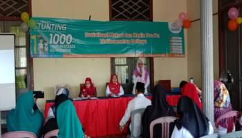 Ciptakan SDM Berkualitas, Dinas P2KBP3A Bangka Ajak Masyarakat Berantas Stunting