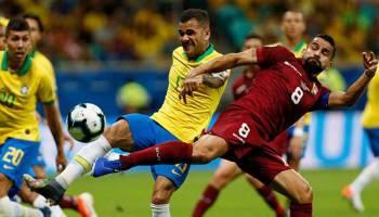 Copa America 2019: 2 Gol Dianulir VAR, Brasil Ditahan Imbang Venezuela