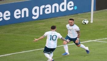 Copa America 2019: Argentina Tantang Brasil di Semifinal