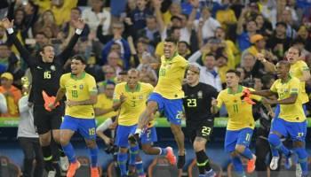 Copa America 2019: Atasi Peru 3-1, Brasil Tuntaskan Dahaga Juara 12 Tahun