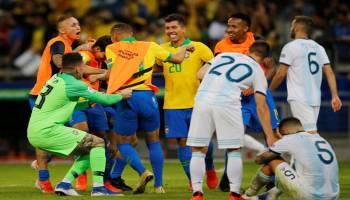 Copa America 2019: Brazil Singkirkan Argentina