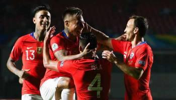 Copa America 2019: Chile Hajar Jepang 4-0