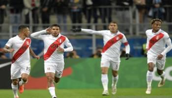 Copa America 2019: Hancurkan Juara Bertahan Chile, Peru Tantang Brasil di Partai Puncak