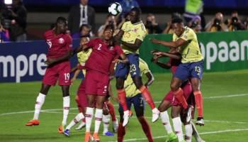 Copa America 2019: Kalahkan Juara Asia, Kolombia  Melaju ke Perempatfinal